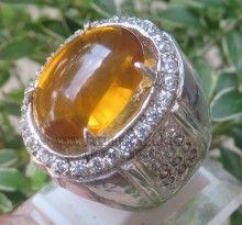 Cincin Batu Fire opal | Web Batu Permata, Koleksi Batu Permata, Batu Mulia, Jual Harga Murah