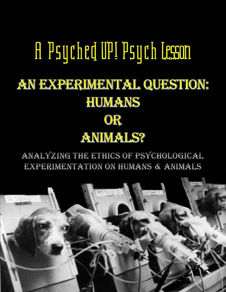 Should psychological testing be done on humans or animals? Should humans be exposed to the traumatic effects of experimentation? Or should animals have to endure the suffering and altered living conditions that result from testing in psychology labs? Students will be compelled to answer these controversial questions and more after weighing both sides of the argument and analyzing a variety of sources on the subject.