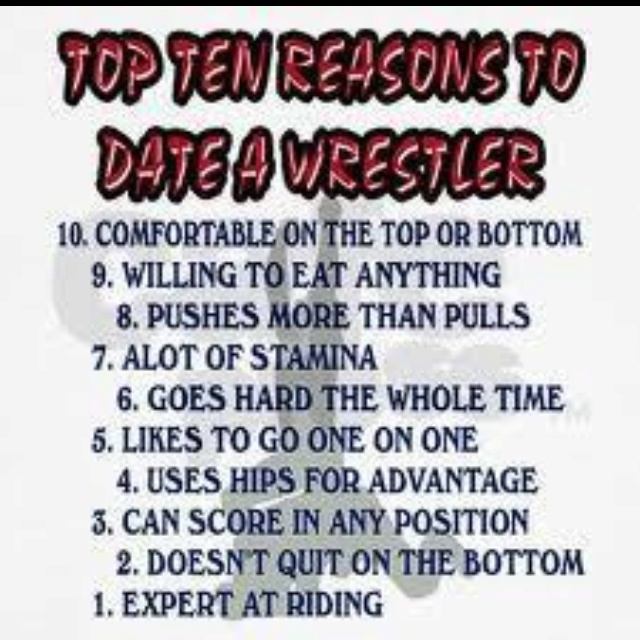 10 Reasons To Date A Wrestler Top 10 wrestling quotes. quotesgram