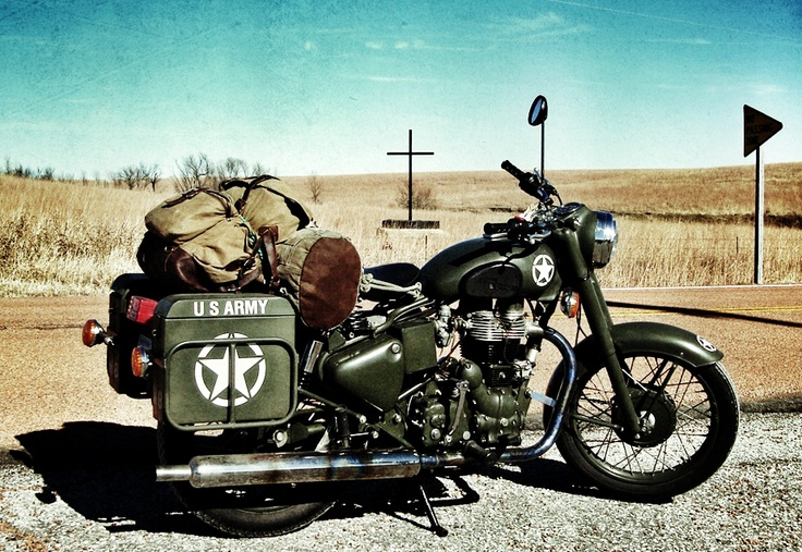 royal enfield... sweet mother of God!