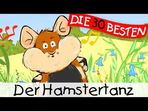 (1) Der Hamstertanz - Klassiklieder zum Mitsingen || Kinderlieder - YouTube