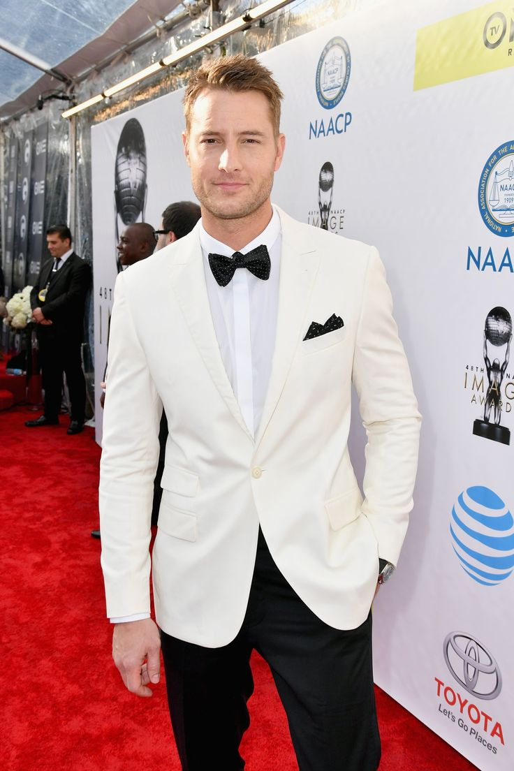 Pictured: Justin Hartley