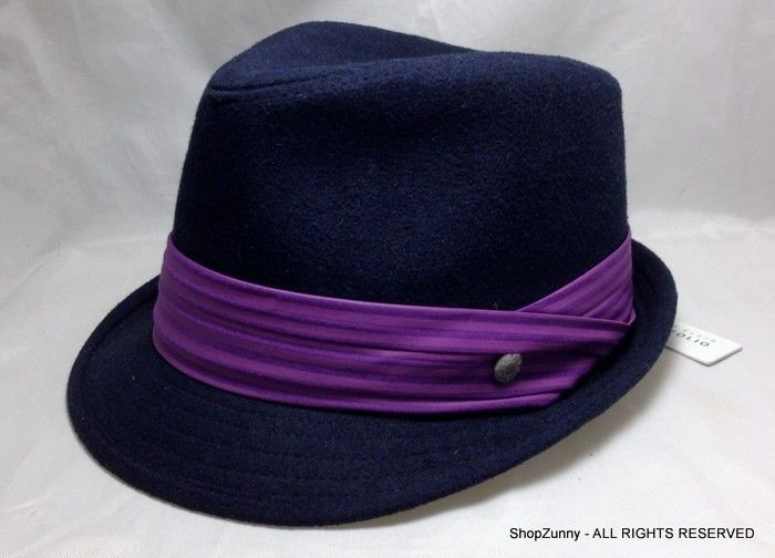All about Mens Accessories Hats Fedoras And Caps Perry Ellis ... 6edea213812