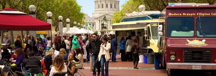 Off the Grid (mobile food vendors): various times, check calendar