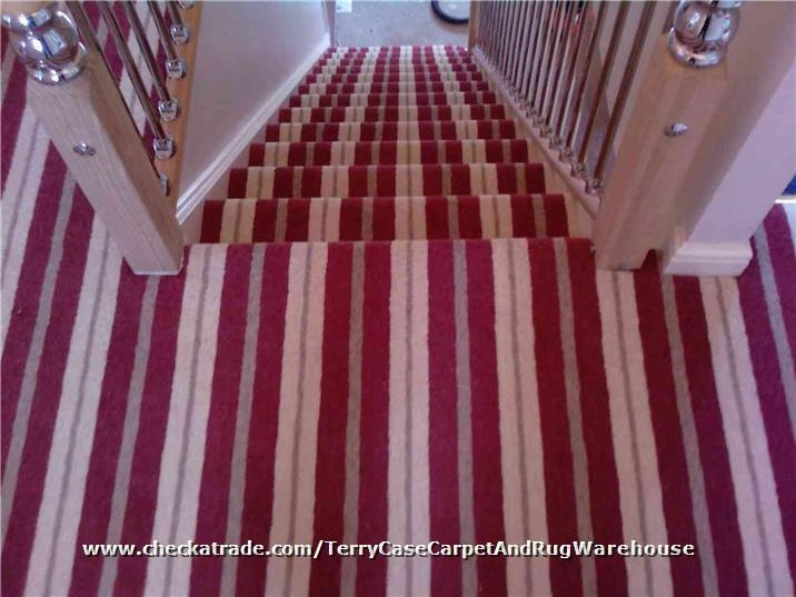 18 Best Striped Stair Carpets Images On Pinterest