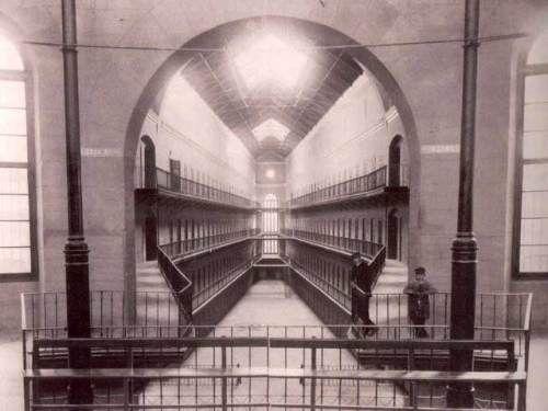 Antigua Carcel Modelo de Madrid | Urban Idade- Interior, 1905.
