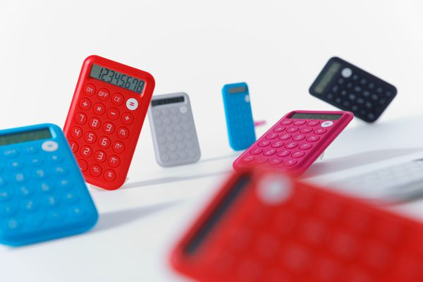 LA CALCULETTE | from 3€ on Industrial Design Served