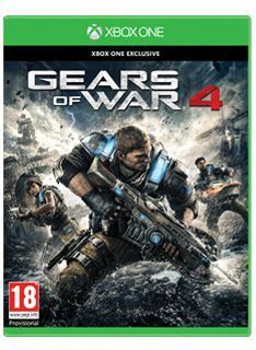 Microsoft Gears of War 4 on Xbox One This includes all four previous games Gears of War Gears of War 2 Gears of War 3 Gears of War: JudgmentA new saga begins for one of the most acclaimed video game franchises in history. After narrowly  http://www.MightGet.com/february-2017-1/microsoft-gears-of-war-4-on-xbox-one.asp