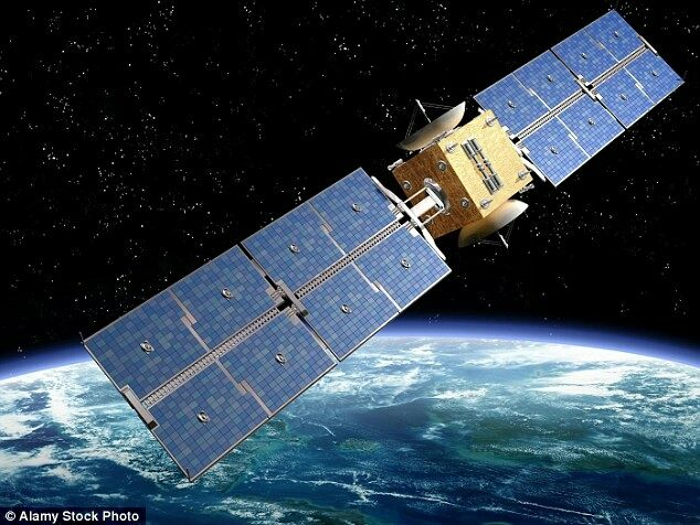 Hackers who bring down satellites could spark a 'global catastrophe' | Daily Mail Online