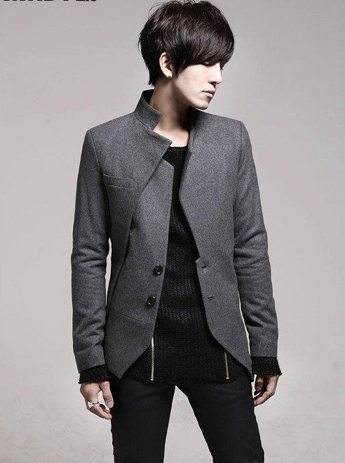 30th will display my new fashion! Different and I like! men fashion / korean fashion