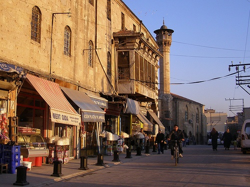 Gaziantep, Southeast Turkey.