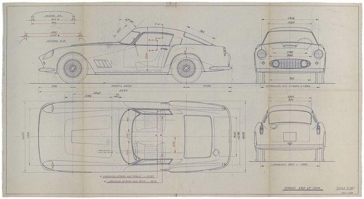 Manners_  Originele Ferrari blauwdrukken (3)