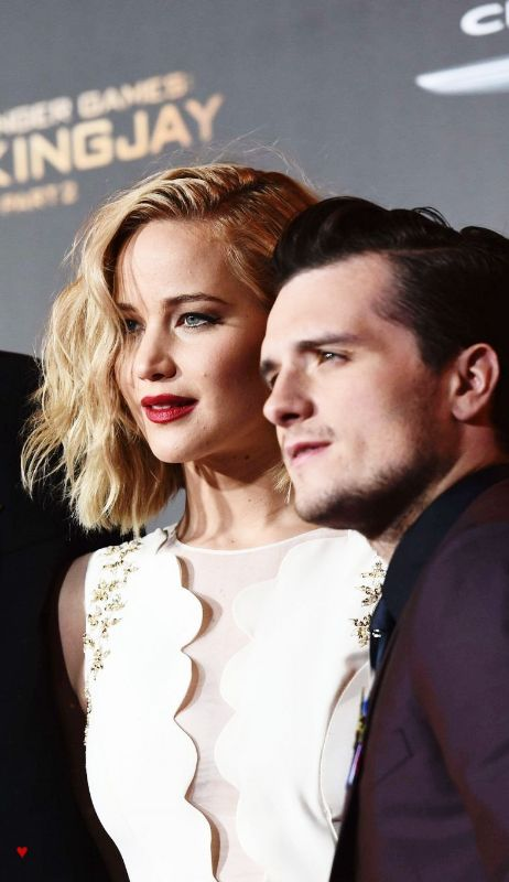Jennifer Lawrence ♥ Josh Hutcherson