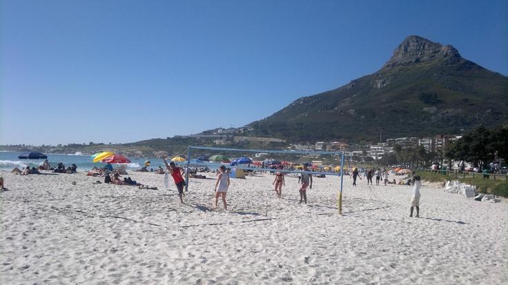 Camps Bay Beach