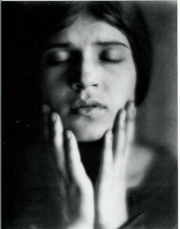 Tina Modotti Edward Weston's lover. To me this more an image of his love than a portrait of Tina