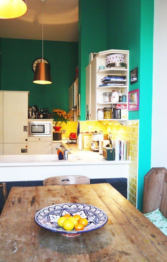 A Quirky, Kitschy Scottish Kitchen — Kitchen Spotlight