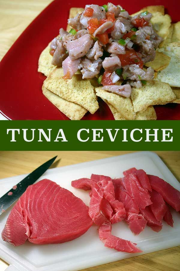 ... about Tuna Ceviche on Pinterest | Ceviche, Ceviche Recipe and Tuna