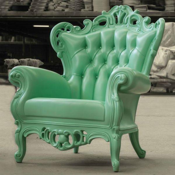 Fabulous Luigi Armchair Mint By Polart Deep Seating Patio Uwap Interior Chair Design Uwaporg