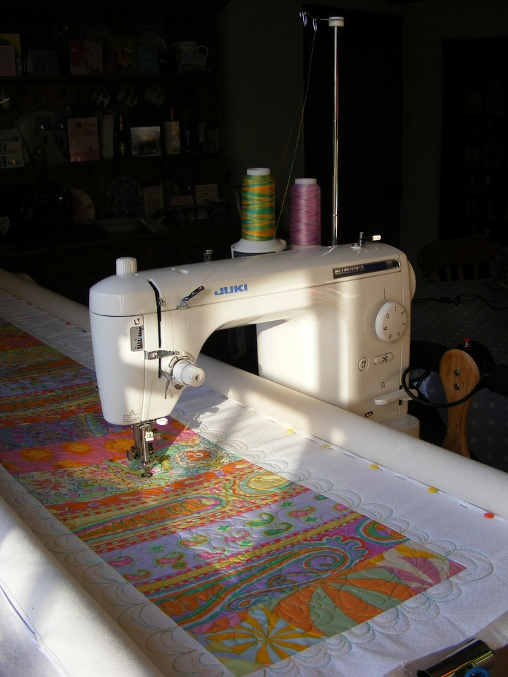Best diy quilting frame for home sewing machines images