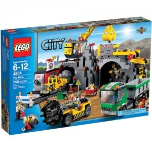 LEGO City Mining The Mine Play Set, now $89.97!