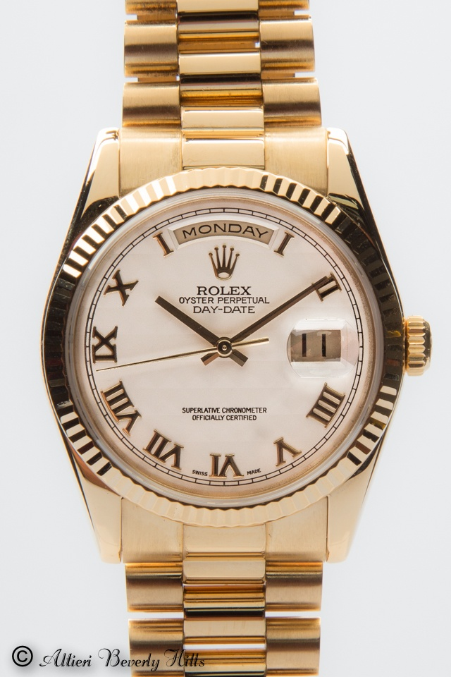 Över 1 000 bilder om ⌚ watches belts i get in the future på mens rolex presidential 18k yellow gold