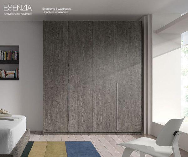 30 best armarios puertas batientes images on pinterest for Puertas batientes interior