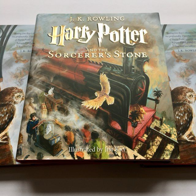 Harry Potter And The Sorcerer S Stone Mercari The Selling App