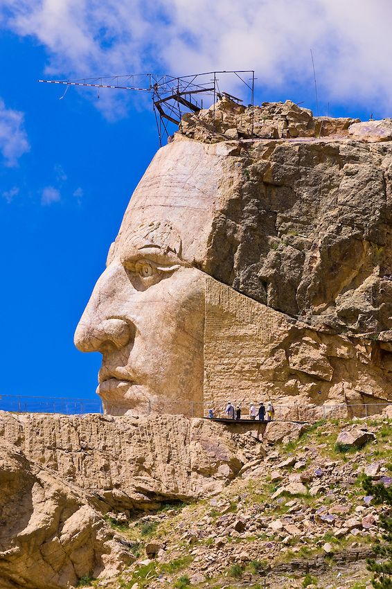 Crazy Horse Memorial ~ Black Hills, South Dakota