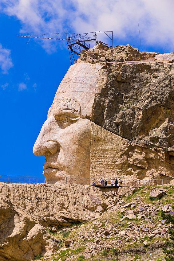 Crazy Horse Memorial ~ Black Hills, South Dakota