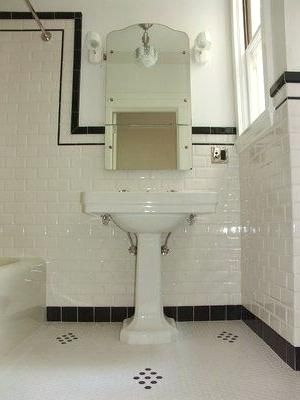 Image Result For 1920s Style Bathroom Vintage Bathrooms