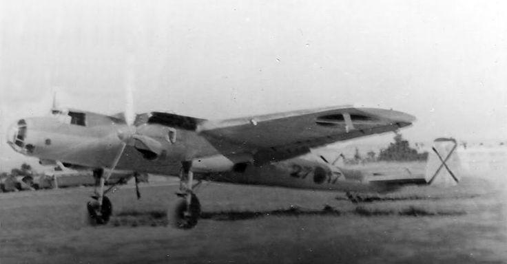"Dornier Do 17.  №:(27.17) of A/88""Legion Condor"". Spain."
