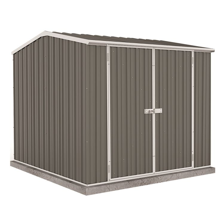 Find Absco Sheds 2.26 x 2.26 x 2m Double Door Premier Shed - Woodland Grey at Bunnings Warehouse. Visit your local store for the widest range of garden products.