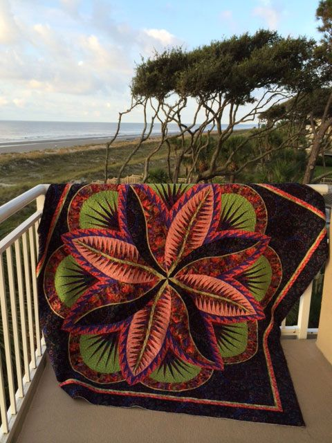 Gorgeous Judy Neimeyer--from Tennessee Quilts