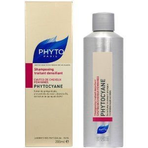 Phyto Paris Phytocyane Densifying Treatment Shampoo, 6.7 oz