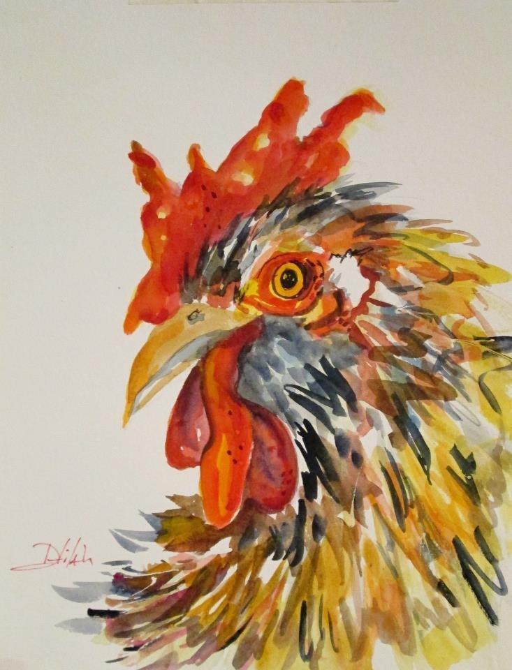 An original work from the artist Delilah