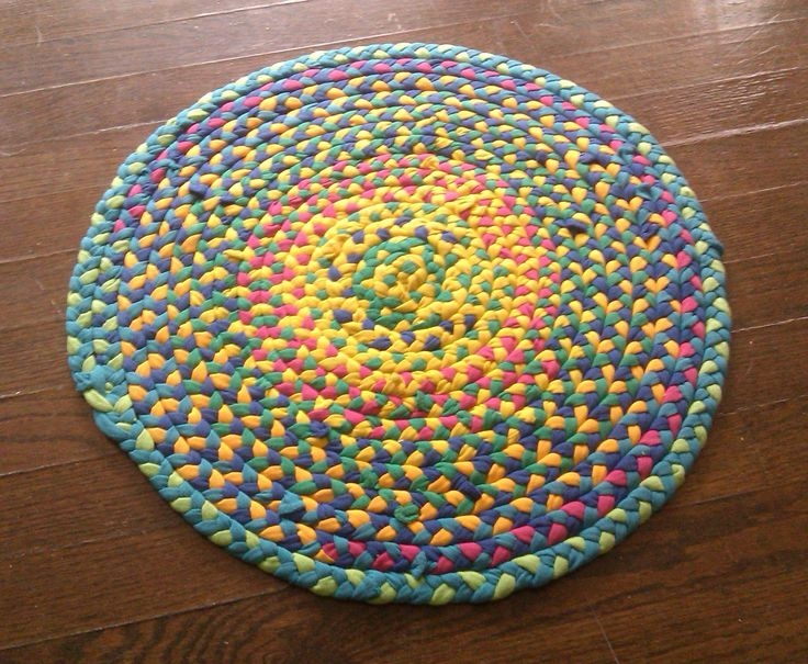 In this instructable, I'll teach you how to make a really cool rug, like the one pictured, from your old t-shirts! For me, this rug didn't cost any money because ...
