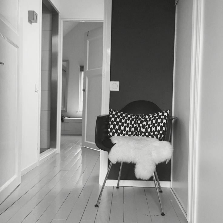 Eames armchair my bedroom