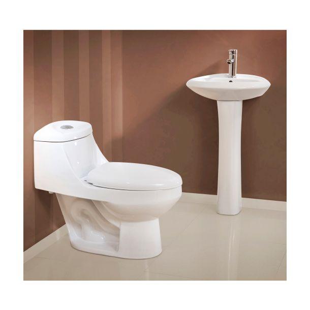 78 ideas sobre lavabo de pedestal en pinterest lavabo - Precios de banos completos ...