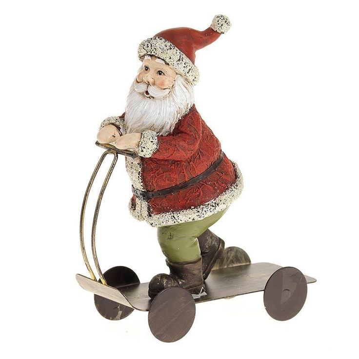 Santa Claus is coming! www.inart.com