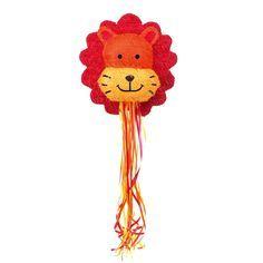 Pinata tête de lion pour l'anniversaire de votre enfant - Annikids