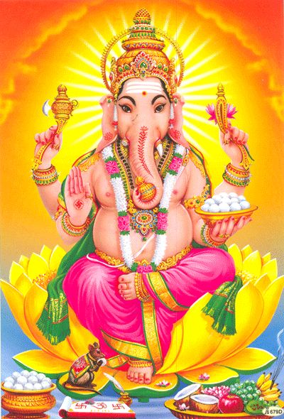 Ashta Ganesh > Ganesh > Image Gallery > EPrarthana.com