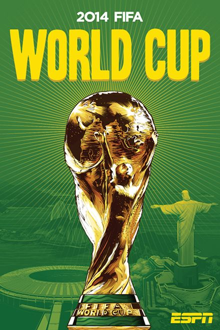 Cristiano Siqueira - World Cup Posters | Yin & Yang - The Blog