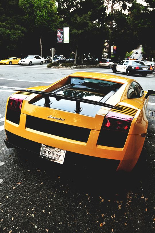 "italian-luxury: ""Automobili Lamborghini Superleggera by Otis Blank """