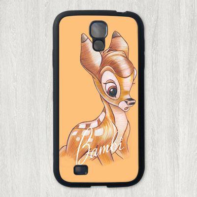 Бэмби мода оригинальный сотовый телефон чехол для Samsung galaxy s4 # 0713