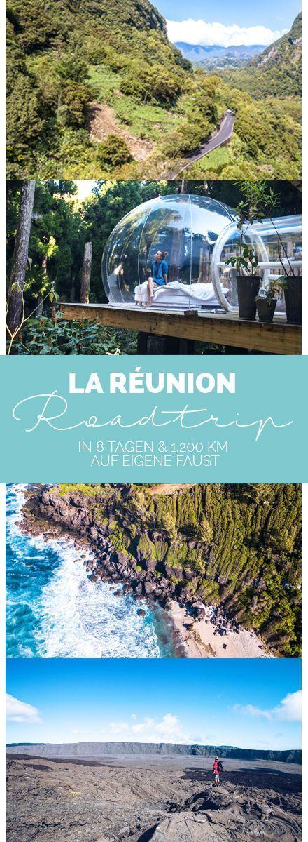 La Réunion Rundreise – in 8 Tagen & 1.200 km // auf eigene Faust