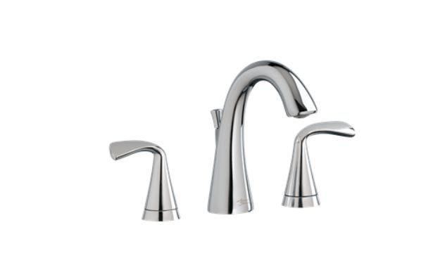 "American Standard ""Fluent"" Fluent Two-Handle Widespread Bathroom Faucet"