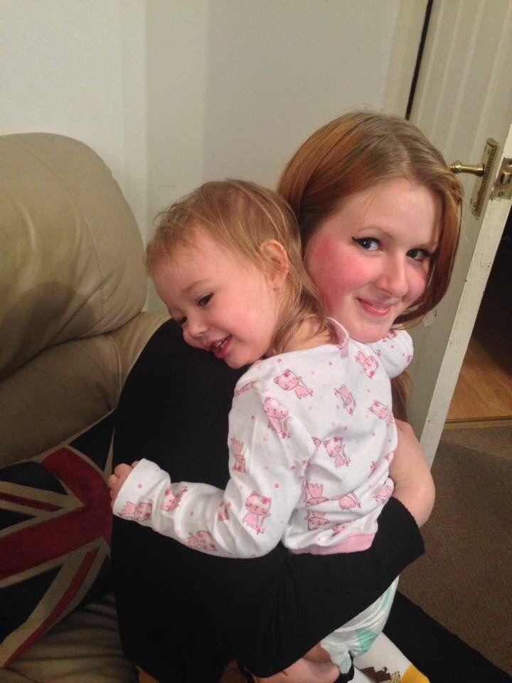 Gracie & Auntie Hannah