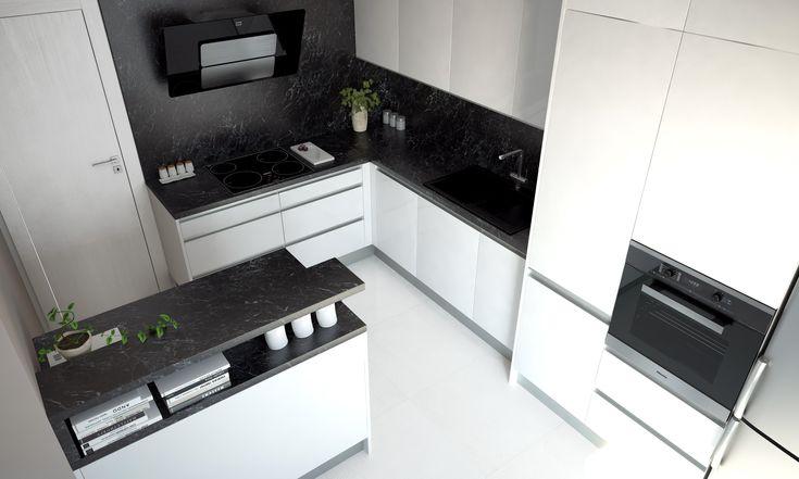 Premýšlate nad riešením kuchynskej linky s použitím ostrovčeka v priestore?
