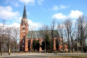 Keski-Porin kirkko – Pori-tieto