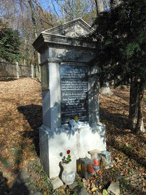 Caroline Traunwieser die schönste Frau von Wien, Friedhof Friedhöfe, Cemeteries, Wien, Vienna, Kahlenberg, Waldfriedhof, Wiener Kongress